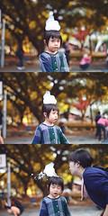 吹~ (M.K. Design) Tags: taiwan puli family travel play bubble bokeh nikon portrait d800e baby girl children park life 台灣 埔里 魔幻泡泡 遊戲 兒童 寫真 人像 尼康 自然 泡泡 生活 家庭 親子 淺景深 散景 壓縮感 空氣感 立體感