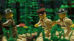 British Army Aid Group (Force Movies Productions) Tags: war weapons wars world wwii eastern lego helmet helmets legophotograghy gear second legophotography resistance rebellion rebel rifles rifle toy toys trooper troops ii officer photograpgh photo picture photograph pose photoshop photography animation army asia asian arts soldier stopmotion scene soldiers sinojapanese scenes film firearms frame guns gun history japanese japan custom conflict cool china bricks brickfilm brickarms brickizimo brick brodie battle nation minfig minifig minifigure military minifigs moc movie hong kong hk