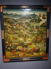 Saint Elisabethflood / Master of the holy Elisbethpanels (Beyond the grave) Tags: art saintelisabethflood masteroftheholyelisabethpanels painting rijksmuseum netherlands holland flood