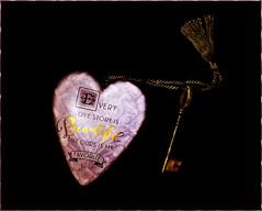 Love story in Pink (Robin Penrose) Tags: 201901 love lovestory pink key