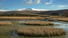 The Beacons Peaks (artjjames) Tags: beacons brecon wales landscape penyfan corndu snow illtyd mynydd mountains