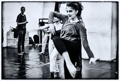 12 (Robert Borden) Tags: women dance dancer dancing improvisation blackandwhite bw monochrome fuji fujifilmxt2 portrait portraitphotography bombay mumbai maharashtra india asia 50mm 50mmlens prime primelens danceworx workshop