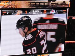 IMG_5165 (Dinur) Tags: hockey icehockey nhl nationalhockeyleague avalanche avs coloradoavalanche ducks anaheimducks