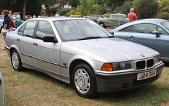 J24 GRH (Nivek.Old.Gold) Tags: 1992 bmw 316i auto maltonmotors hh