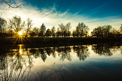 Riflessi (Paolo Morone) Tags: sommarivaperno piemonte lago acqua pesaggio sole riflessi tramonto alberi riflessolagoalbero