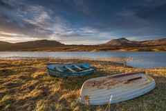 Waiting for March .. (Gordie Broon.) Tags: lochawe assynt boats sutherlandshire canisp mountain corbett browntrout fishing scottishhighlands scotland schottland hugeln collines colinas lago landscape scenery landschaft hills scenic light beached inchnadamph lochinver ullapool coigach lac paysage paisaje sky clouds heuvels northwestscotland winter ecosse escocia scozia szkocja gordiebroonphotography caledonia alba sonya7rmkii sonyzeiss1635f4lens ilce7rm2 ledmore junction elphin geotagged ledbeg