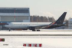 A56A0579@L6 (Logan-26) Tags: boeing 76736ner gpowd msn 30847 titan airways riga international rix evra latvia airport aleksandrs čubikins snow winter