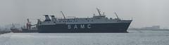 SAMC (|MBS-..|) Tags: nikon d500 200500mm ship sea panorama 105megapixels seascape