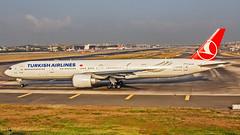 "Turkish Airlines Boeing B777-300ER TC-JJY ""Kinaliada"" Mumbai (VABB/BOM) (Aiel) Tags: turkish turkishairlines boeing b777 b777300er tcjjy kinaliada mumbai canon60d canon24105f4lis"