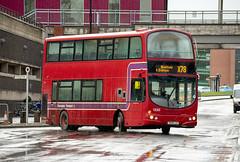 12302 (bennylm9262) Tags: doncaster first wrightbus transport sheffield volvo b9tl