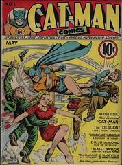 Catman #1 (Rare Comic Experts 43yrs of experience) Tags: komickaziofficial revista igcomics foreigncomiccollector gibi quadrinhos comics vintagecomics rarecomics goldenagecomics oldcomics keycomics cbcs cbcscomics cgc cbccomics internationalcomics
