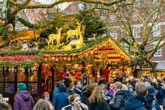 Münster Weihnachtsmarkt (Greenpants Photography) Tags: münster muenster christmas market markets weihnachtsmarkt germany