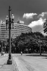 Center of Sao Paulo (elcio.reis) Tags: brasil sãopaulo blackwhite vintage nikon pb bw centro brazil br