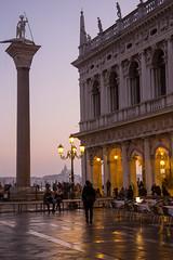 Venezia (stgio) Tags: venezia veneto tramonto natale lucidinatale notturno crepuscolo cittadarte bellezza italy