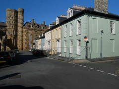 Aberystwyth - Laura Place and Old College (Dubris) Tags: wales cymru ceredigion aberystwyth architecture building lauraplace university