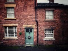 The Summer House (RichardK2018) Tags: artyfarty olympusem1mk2 photoshopexpress ipadedit snapseededit zuiko714mmf28 cottage quaint twee