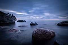 Lake Vättern (jarnasen) Tags: fuji xt20 1024mm fujinon longexposure landscape landskap lake le sweden sverige scandinavia nature nordic nordiclandscape ndfilter nd1000 nisi östergötland outdoor stava beach rocks seascape lakescape geo geotag gallery copyright järnåsen jarnasen view wideangle pov mood frozen winter ice