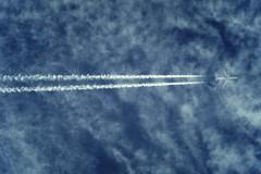 United Airlines Boeing 767-424(ER) N67058 (In Memoriam: Charles Dawson) Tags: contrails aircraft airliner boeing boeing767 unitedairlines n67058