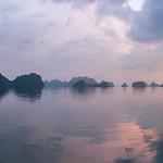 Sunrise over Ha Long Bay thumbnail