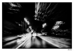 Chaos (Aljaž Anžič Tuna) Tags: chaos lights ways street streetphotography dark drive abstract lines crazy photo365 project365 onephotoaday onceaday 365 35mm 365challenge 365project nikond800 nikkor nice nikon nikkor28mm 28mm 28mmf28 f28 longexposure d800 dailyphoto day bw blackandwhite black white blackwhite beautiful