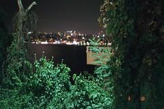 Nikon n90s agfa400 (umutkoruyan) Tags: nikon nikonn90s agfa400 color bosphorus sea night istanbul turkey