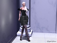 Look 253 (мαчєℓαι ηєιѕѕєя) Tags: second life blogger world virtual photographer avatar bento mesh blog new sl female woman secondlife art photography clothes dress dbs vogue event sensual sexy femalefashion womanfashion pixel