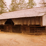 Cantilevered Barn - Cades Cove thumbnail