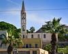 Saint George Church in Old Jaffa - Tel Aviv Israel