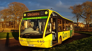 Go North East: NK10GOE / 8314 - Optare Versa