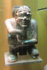 Hand on Heart (edenpictures) Tags: sculpture statue newyorkcity nyc manhattan mesoamerican precolumbian art nativeamerican americanmuseumofnaturalhistory amnh naturalhistorymuseum museum upperwestside