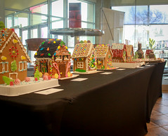 UC Gingerbread Houses (UWW University Housing) Tags: gingerbread uwwhitewater uww uwwhousing happyholidays uc