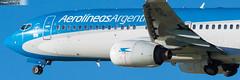 LV-CTB (M.R. Aviation Photography) Tags: boeing 73785fwl lvctb aerolineas argentinas aviation aviacion airplane plane aircraft avion sony a7 a6 z7 d850 d750 d650 d7200 photo photography foto fotografia pic picture canon eos pentax sigma nikon b737 b747 b777 b787 a320 a330 a340 a380