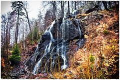 Radau-Wasserfall (r.wacknitz) Tags: radau wasserfall harz niedersachsen winter nikcollection nikond3400 nikkor