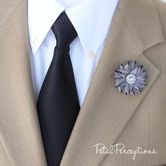 Get noticed with one of these handmade lapel flowers! #dresslikeagentleman #style #fashion https://t.co/IFU256vTTD https://t.co/jC213QSCNT (petalperceptions.etsy.com) Tags: etsy gift shop fashion jewelry cute