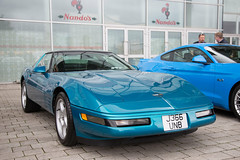 Chevrolet Corvette (<p&p>photo) Tags: america american americancars americancar us usa turquoise 1992 1990s 90s nineties chevy chevycorvette chevroletcorvette c4 chevroletcorvettec4 chevrolet corvette j366unb 5th erskine classic car show erskineclassiccarshow 5therskineclassiccarshow classicshow classicvehicleshow charity vehicle intubraehead arena intubraeheadarena intu braehead renfrewshire scotland uk july2017 july 2017 classiccar classiccarshow auto autos autoshow carshow worldcars