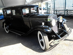 1930 LaSalle 340 Sedan (splattergraphics) Tags: 1930 lasalle 340 sedan carshow carlisle springcarlisle carlislepa