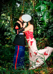 Brandon and Kenna 20181101-4 (Calamic Photography) Tags: ulupoheiau couple kailua photoshoot love canon photographer hawaii ooahu oahu lanikai honolulu beautiful green