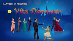 """Musical """"La storia di Xiaozhen"""" (5) - Vita danzante (eshao5721) Tags: ladivina coro laverità cristiano lachiesadidioonnipotente dioonnipotente illampodalevante perverse maschera dio danza danzante vitadanzante moneta"""