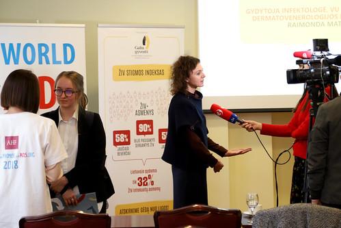 WAD 2018: Lithuania