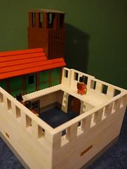 Fort 6 (argo naut) Tags: 18th century harbour buildings marine british medieval napoleonic era jetty pier docks brethren brick seas lego corrington