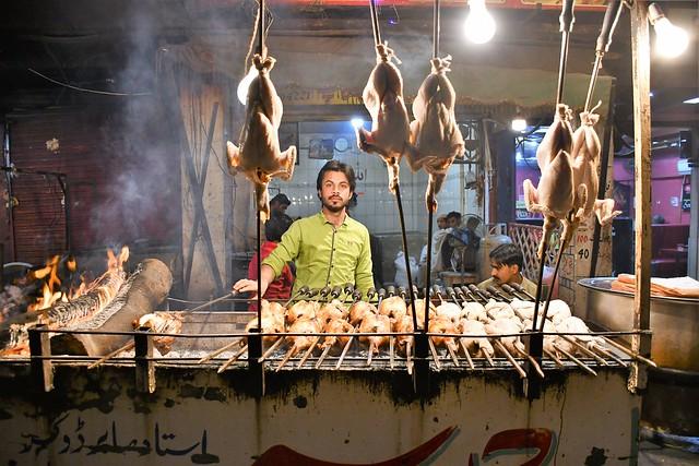 Chicken BBQ Galore