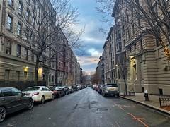 Beautiful winter day in NYC (TesoroNegro) Tags: hamiltonheights nycstreets nyc