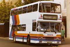 STAGECOACH A1 SERVICE 928 N862VHH (bobbyblack51) Tags: stagecoach a1 service 928 n862vhh volvo olympian alexander rh irvine 1995