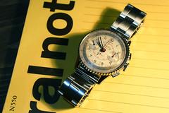 breitling_DSC_0605 (ducktail964) Tags: breitling chronograph chronomat vintage antique taiwan 769