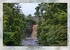 High Force Waterfall, Teesdale (setsuyostar) Tags: highforcewaterfall teesdale canoneos5dii autumn2017 september2017 kenhawley