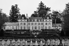 """""""Demeure de Loire"""" (leguen.maxime) Tags: architecture batiment demeure loiret loire bords grande imposante"""