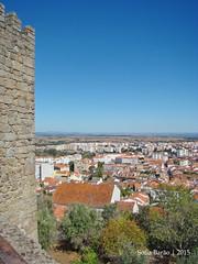 Castelo de Castelo Branco - Vista 02 (Sofia Barão) Tags: portugal castelo branco beira baixa castle