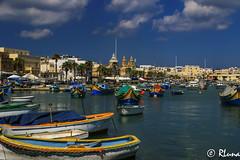 MARSAXLOKK (RLuna (Instagram @rluna1982)) Tags: sliema malta island photo rluna rluna1982 travel holidays beach sea gozo comino europa birgu senglea vittoriosa cospicua lastresciudades cottonera europe unioneuropea marsaxlokk