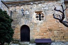 Sant Andreu de Montblanquet, Vallbona de les Monges, Urgell. (Angela Llop) Tags: catalonia urgell lleida gotic