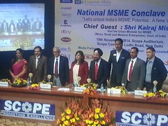 20141119_183050 (newsmsme) Tags: national msme conclave 2014